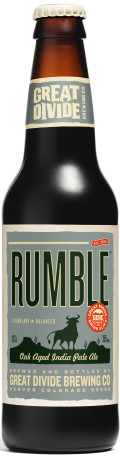 Great Divide Rumble - India Pale Ale (IPA)