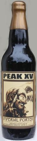 Black Diamond Peak XV Imperial Porter - Imperial/Strong Porter