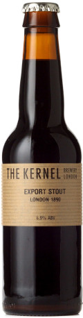 The Kernel Export Stout London 1890 - Foreign Stout