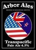 Arbor Transpacific Pale Ale - American Pale Ale
