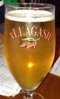 Allagash Blonde - Belgian Strong Ale