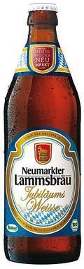 Neumarkter Lammsbru Jubilums Weisse - German Hefeweizen