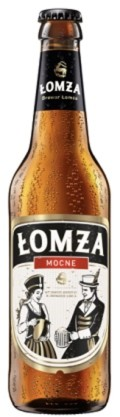Lomza Mocne - Strong Pale Lager/Imperial Pils