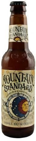 Odell Mountain Standard Double Black IPA - Black IPA
