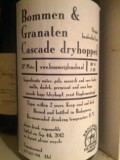 De Molen Bommen & Granaten Cascade Dry Hopped - Barley Wine