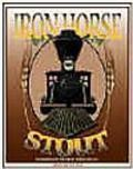 Flossmoor Station Iron Horse Stout - Dry Stout