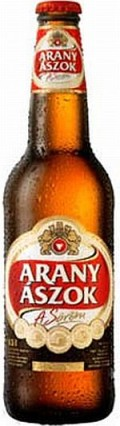 Arany szok - Pale Lager