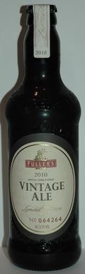 Fullers Vintage Ale 2010 - English Strong Ale