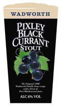 Wadworth Pixley Blackcurrant Stout - Stout