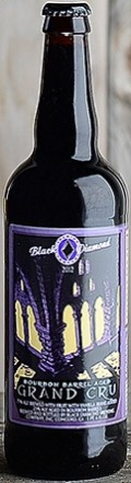 Black Diamond Bourbon Barrel Grand Cru - Abbey Dubbel