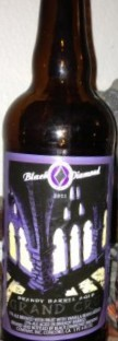 Black Diamond Brandy Barrel Grand Cru - Abbey Dubbel