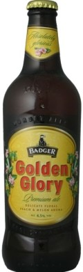Badger Golden Glory - Golden Ale/Blond Ale