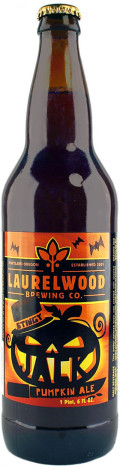 Laurelwood Stingy Jack Pumpkin Ale - Spice/Herb/Vegetable