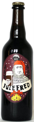 Kinn Julefred 6.5% - Scottish Ale