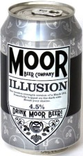 Moor Illusion - Black IPA