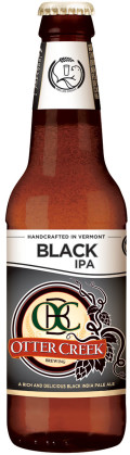 Otter Creek Alpine Black IPA - Black IPA