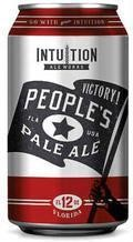 Intuition Ale Works Peoples Pale Ale - American Pale Ale