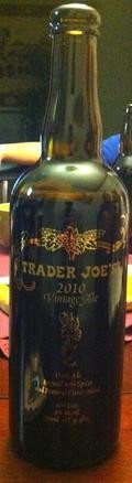 Trader Joes Vintage Ale 2010 - Belgian Strong Ale