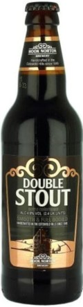 Hook Norton Double Stout &#40;Pasteurised Bottle & Keg&#41; - Stout