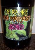 De Ranke Hop Harvest 2010 - Abbey Tripel