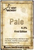 Kent Pale - Golden Ale/Blond Ale