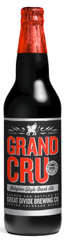 Great Divide Grand Cru - Belgian Strong Ale