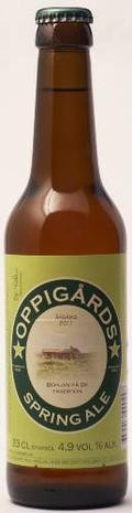 Oppigrds Spring Ale 2011 - American Pale Ale