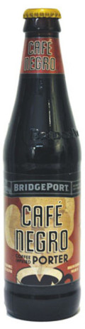 Bridgeport Caf� Negro Coffee Infused Porter - Porter