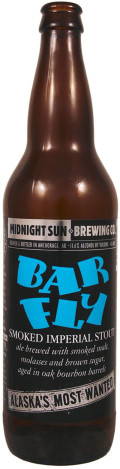 Midnight Sun 2010 Pop Ten: Barfly - Imperial Stout