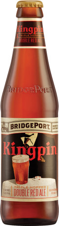 BridgePort Kingpin Double Red Ale - American Strong Ale 