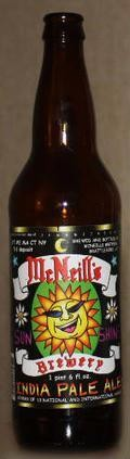 McNeills Sunshine IPA - India Pale Ale (IPA)