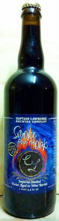Captain Lawrence Imperial Smoke from the Oak &#40;Wine Barrel&#41;  - Imperial/Strong Porter
