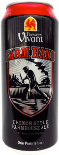 Brewery Vivant Farm Hand - Saison