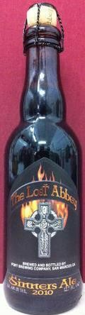 Lost Abbey Sinners Ale 2010 - Sour Ale/Wild Ale
