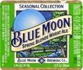 Blue Moon Spring Blonde Wheat Ale - Wheat Ale