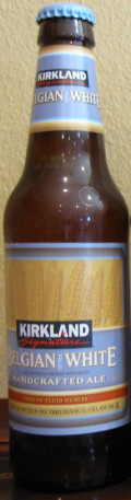 Kirkland Signature Belgian Style White - Belgian White &#40;Witbier&#41;