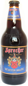 Sprecher Winter Brew - Dunkler Bock