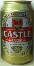 Castle Lager (Charles Glass) - Pale Lager