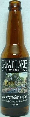 Great Lakes Locktender Lager - Dortmunder/Helles