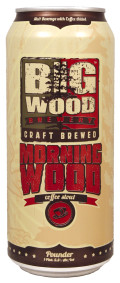 Big Wood Morning Wood - Dry Stout