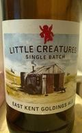 Little Creatures Single Batch East Kent Goldings Ale - Golden Ale/Blond Ale