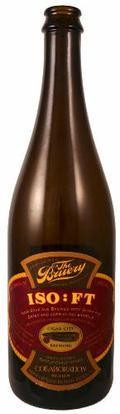 The Bruery ISO:FT - Sour Ale/Wild Ale