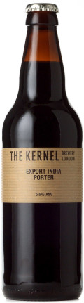 The Kernel Export India Porter - Porter