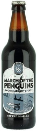 Williams Brothers March of the Penguins - Stout