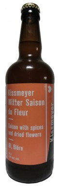 Kissmeyer Witter Saison Du Fleur - Saison