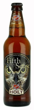Holts Fifth Sense (Bottle 4.3% version) - Bitter