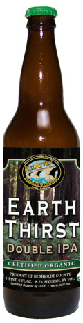 Eel River Earth Thirst Double IPA - Imperial/Double IPA