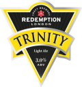 Redemption Trinity - Golden Ale/Blond Ale