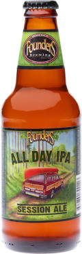 Founders All Day IPA - India Pale Ale (IPA)