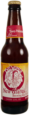 New Glarus Two Women Lager (2011-) - Pilsener